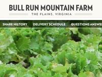 Bull Run Farm CSA header