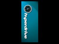 Hyperdrive Pop-Up Banner