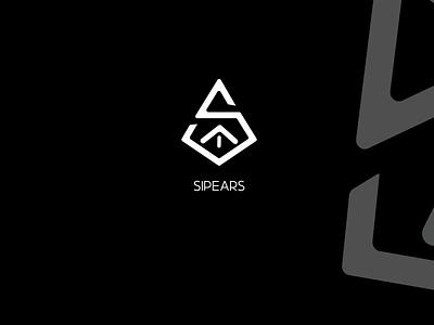 Sipears Modern line logo( S letter logo) minimalist logo logotype minimalism minimalist minimal modern logo design dailylogochallenge illustrator icon logo graphic design concept design daily branding
