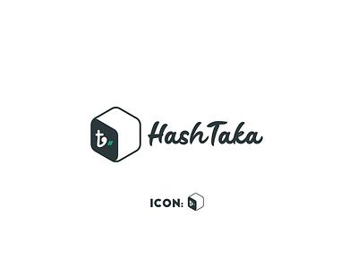 Hashtaka  Modern Financial logo investment invest modern finance financial logo design modern logo dailylogochallenge logotype illustrator logo icon graphic design concept design daily branding