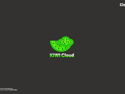 kiwi cloud logo design modern design modern logo creative cloud logo cloud logo design icon logotype logo daily dailylogochallenge graphic design design concept branding