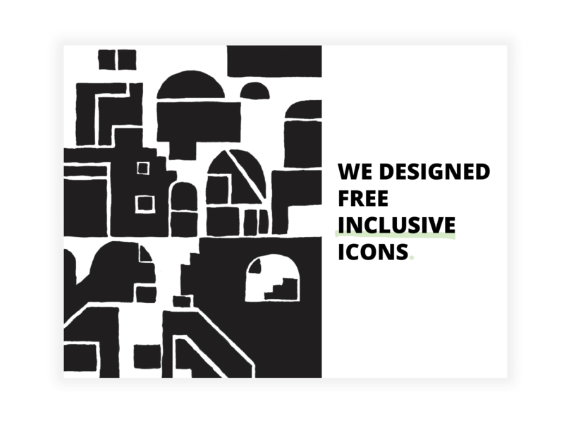 Free inclusive icon set peoples people minority inclusive disabilities disability accessibility free icons download free icon download icons icon set icon diversity inclusive design inclusivity free icon freebie free icon set free icons