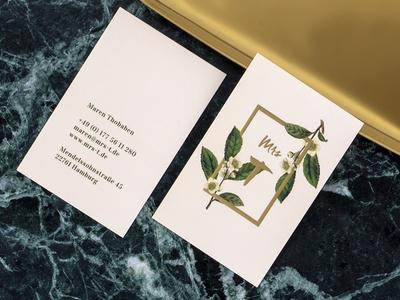 Mrs T identity packaging branding corporate design