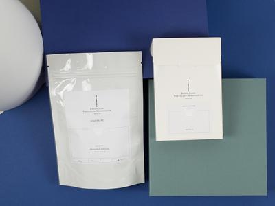 KPM Coffee Packaging illustrations branding packaging