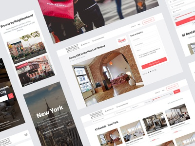 Furnished NYC Apartments - Website