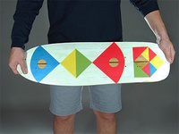 Grain Surfboards Pool Bomber
