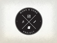Word And Song Project Logo