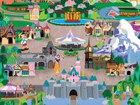 Fantasyland Map