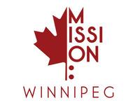 Mission Winnipeg Tee Logo
