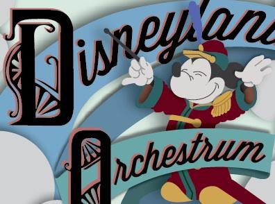Disneyland orchestrum wip