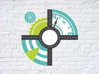 Convergence Symbol