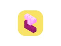 Tetromino Rush Game icon