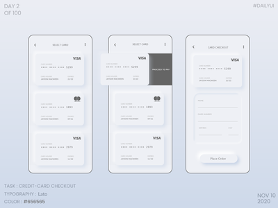 Dailyui002 - Credit Card Checkout dailyui002 cerditcard cards ui ux design ux ui dribbble design dailyuichallenge dailyui daily 100 challenge