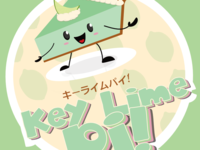 Key Lime Pie - Side Graphic