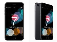 Free PSD: iPhone 7 Mockup mockup mobile minimal iphone ios7 ios fresh free psd design apple app 7