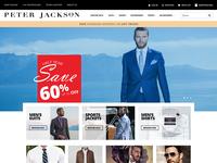 e-Commerce Website Concept