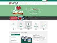Hospital Website Concept