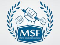 Maher Students Federration Logo Design