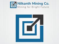 Nilkanth Mining Logo