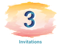 3 Dribbble Invitations !!!