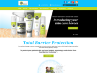 Skin Care Website