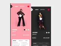 eCommerce Clothing App