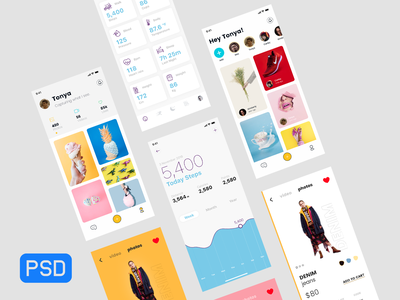 App Presentation Mockup #Freebies PSD free freebies psd psd download psd file app mockup mockup design mockup free app presentation app