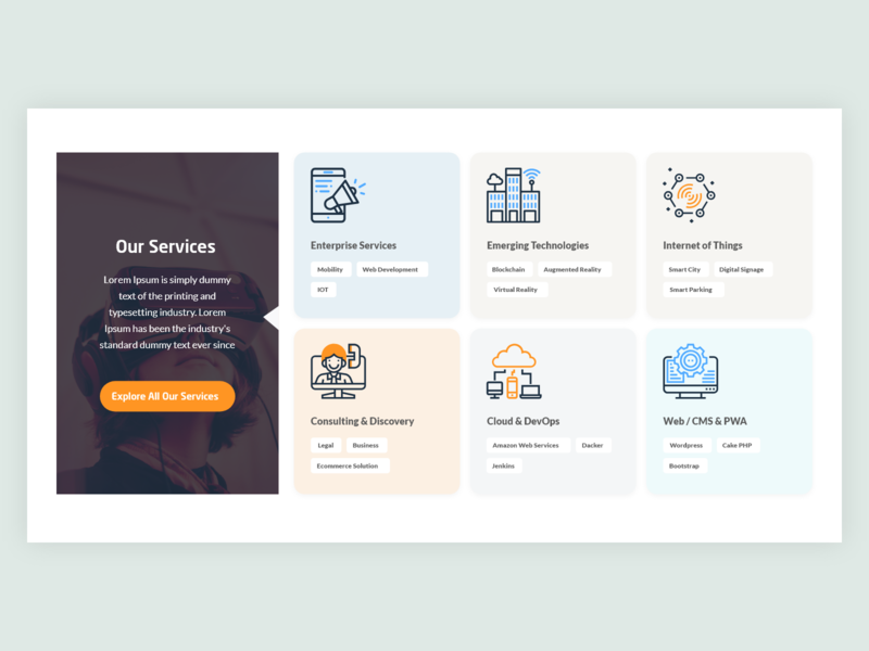 Our Services ux ui user experience design web site service icon flat website web design marketing service agency