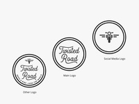 Twisted Road - Logos