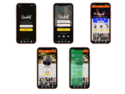 Mobile Website for Tattoo. icon design website design ux design mobile app design ui design