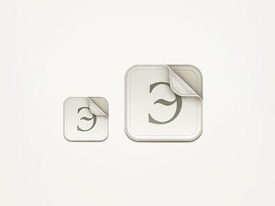 Etiquette etiquette iphone icon retina app