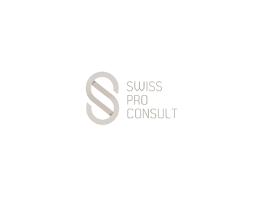 SPC logo typography letter monogram luxury consulting minimalistic swiss design identity minimal symbol branding logo