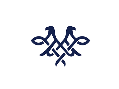 Logo Air SERBIA - New national airline of Serbia airline serbia etihad symbol eagle crest medieval history airways