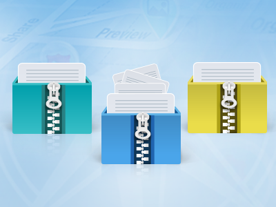 System Navigator 2013 - Archiver icons archiver zip pack unpack system navigator ui icon software rar files zipper