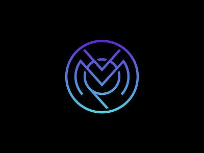MVP Workshop logo startup company agency consulting branding typo monogram symbol gradient logo workshop mvp