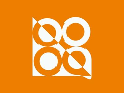 GQ digitalart moder minimalism logodesign illustration