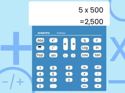 challenge 4 calculator