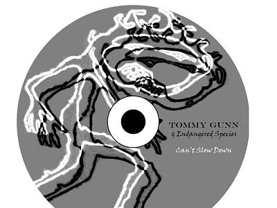 disc design illustration