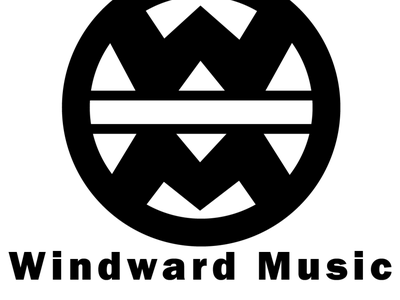 Windward Music logo logo