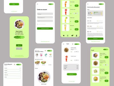 Salad Delivery App