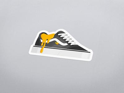 stickers vans old skool