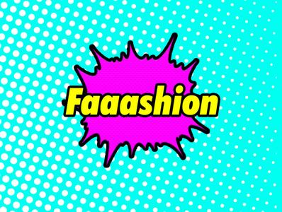 Faaashion logocore core logo branding design