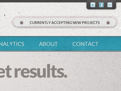 et results. website photoshop texture