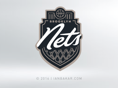 Brooklyn, Stand Up sports logo basketball nba brooklyn nets