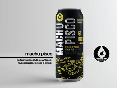 The Machu Picchu, Brewed
