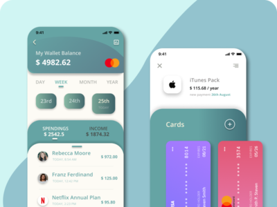 Auto Payments app UI Design light theme light design payment app transactions wallet ui wireframe design figmadesign ui uxui ui design appdesign