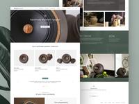 Handmade Speakers Homepage