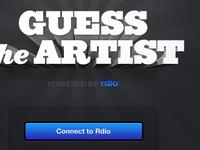 Guess Artist