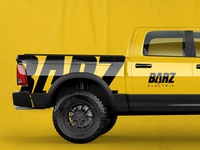 Barz Electric Truck