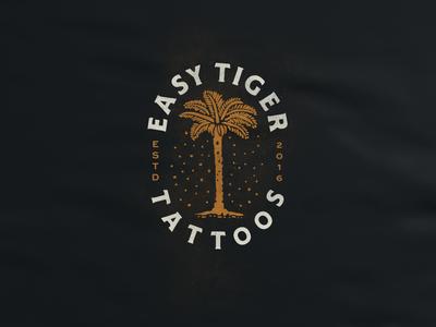 Easy Tiger Palm Tree